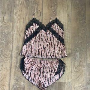 Victoria's Secret Cami Set Size Small